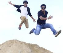 When Pasanga actors Sree Raam and Kishore get together
