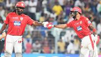 IPL 2018: Chris Gayle, KL Rahul power KXIP to easy win over KKR in rain-curtailed clash
