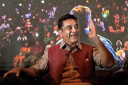 Rajini silent on various issues, says Kamal Haasan