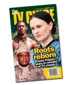 Roots star Anna Paquin says filming the remake of the drama was 'intimidating'