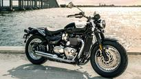 Triumph Bonneville Speedmaster cruiser unveiled; coming to India in 2018