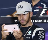 Lewis Hamilton says he will 'take it like a man' if Rosberg wins