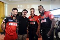 Priyadarshan directs Kohli, Gayle and Watson