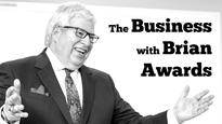 Here are the nominees for the Business with Brian Awards