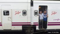 Talgo Trains complete Rajdhani's Delhi-Mumbai journey in 12h 7m, top speed 140 kmph
