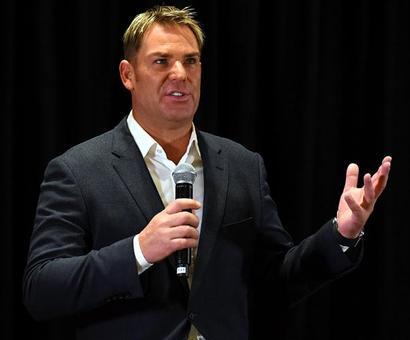 Shane Warne lambasts Cricket Australia's greed