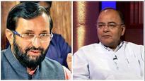 Assembly Election: Arun Jaitley, Prakash Javadekar made poll in-charge for Gujarat and Karnataka polls