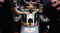 Red Bull tests Aeroscreen #F1