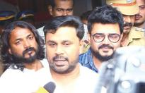 Dileep says not friendly with abducted actress