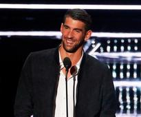 Michael Phelps says his famous 'Phelps Face' was inspired by a song by Future