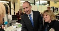 Fine Gael and Labour have contradictory health plans, says Martin