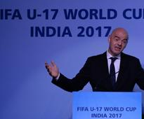 U-17 World Cup: Fifa urges India to promote tournament ...