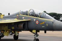 The CAS flew in Light Combat Aircraft (Tejas) at HAL Bangalore