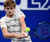 Goffin beats Mayer to reach quarters of European Open