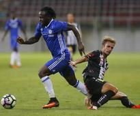 Grateful Moses keen to repay Conte's faith at Chelsea
