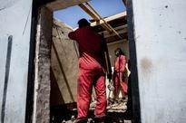 South Africa forced evictions: Who are the Red Ants?