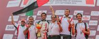 Team  UAE pipped to Uim H2o Nations Cup glory by Team Russia in Shanghai