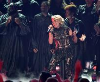 Carrie Underwood Slays Her Powerful Performance Of 'Church Bells' At The CMTs