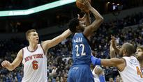 NBA Trade Rumors 2016: Carmelo Anthony And Ricky Rubio To Lakers, Andrew Wiggins And Julius Randle To Knicks, Kristaps Porzingis And Jordan Clarkson To Timberwolves In Blockbuster Nine-Player Deal