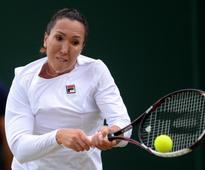 Jelena Jankovic felled by Ana Bogdan in Brasil Tennis Cup