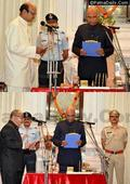 Governor Administers Oath of Office to Two New Members Lokayukta