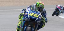 Motorsport: Rossi eases to Spanish Grand Prix win