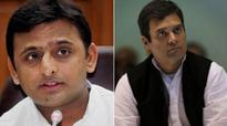 Rahul a 'good boy' says Akhilesh, fuels speculation of Cong-SP tie-up in UP