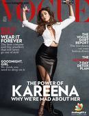 Kareena Kapoor Khan looks amazing on the new Vogue India cover