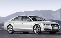Audi recalls A8 models in South Korea due to stalling problem