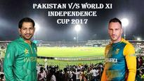 Independence Cup 2017 | Pakistan v/s World XI, 2nd T20: Live streaming and where to watch in India