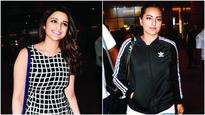 Parineeti Chopra and Sonakshi Sinha: Making the most of one film on hand