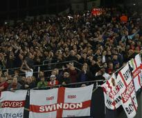 England football officials seek police support for nabbing disrespectful fans from Germany friendly