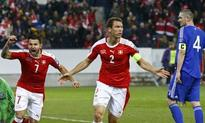 Swiss maintain perfect record by beating Faroes