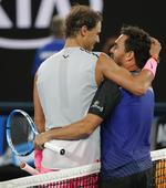 Australian Open: Nadal, Kyrgios advance to Round 2