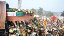 Another BSF soldier killed on LoC
