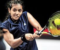 Ankita Raina two good as India beat Uzbekistan