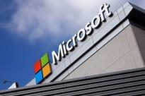 Cloud business boosts Microsoft's quarterly revenue, shares rise