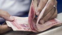 China's money outflow stabilises