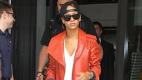 RiRi rocks up three hours late for gig