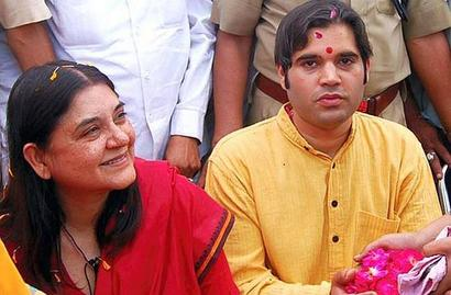 'Varun joining the Congress? I think it is the Congress that spreads such rumours'