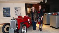 McLaren CEO pays tribute as Bruce McLaren's widow Patty McLaren passes away