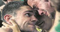 Goal hero Robbie Brady savours prospect of Paul Pogba reunion