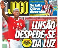 Benfica legend Luisao set for Wolves as Championship club open talks