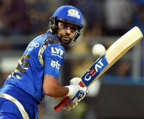 Back at the top, Rohit Sharma leads by example