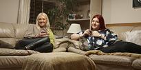 Gogglebox stars Ellie and Izzi join Age UK's Leeds Abbey Dash