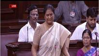 SC asks AIADMKs expelled Rajya Sabha member Sasikala Pushpa to join probe