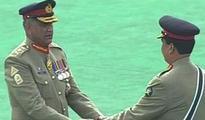 Bajwa takes over as Raheel warns India