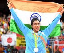Rio 2016: AIFF Announces Rs 5 Lakh Each for Sindhu, Sakshi