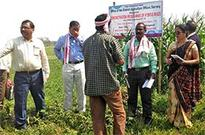 Central team reviews agriculture schemes in Mangaldai