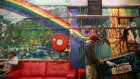 Nimbin 40 years after Aquarius: the man who painted the town rainbow